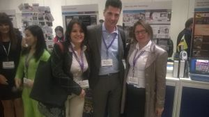 With Anthony Salcito Vice President, Worldwide Public Sector Education, Barcelona, 2014